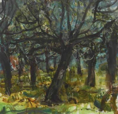 OLIVE GROVE, FRANCE by Nick Miller  at de Veres Auctions