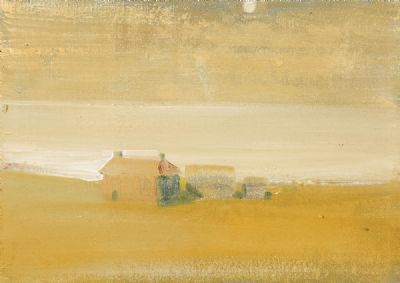 Jay's Farm by Merlin James  at deVeres Auctions