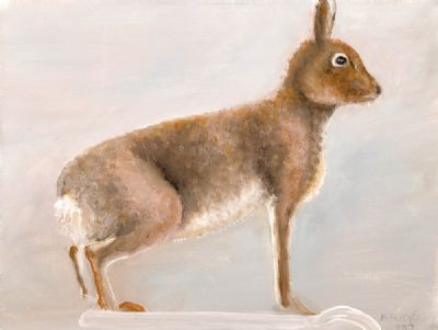 HARE by Hilary Orpen  at deVeres Auctions