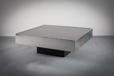 WILLY RIZZO STYLE LOW TABLE at deVeres Auctions