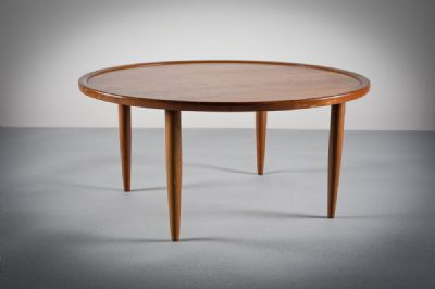 TEAK LOW TABLE at deVeres Auctions