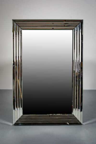 WALL MIRROR at deVeres Auctions