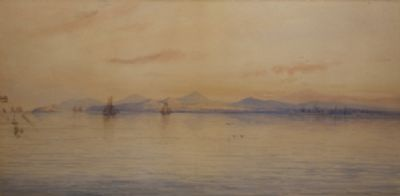 VIEW TOWARD THE SUGARLOAF by Alexander Williams  at de Veres Auctions