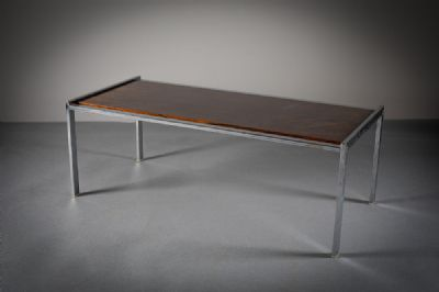 1970s LOW TABLE at de Veres Auctions