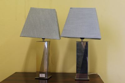 BEDSIDE LAMPS at de Veres Auctions
