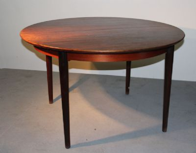 DANISH DINING TABLE at de Veres Auctions