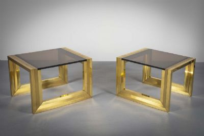 1960s SIDE TABLES at de Veres Auctions