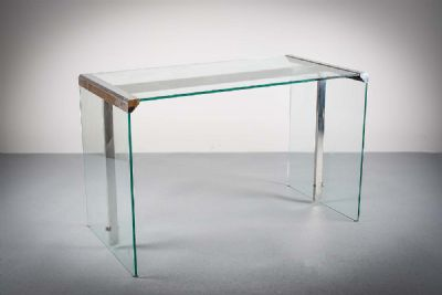 PRESIDENT SRIVANIA DESK by Gallotti Radice  at de Veres Auctions