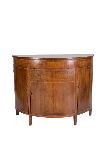 A 19th CENTURY COMMODE at de Veres Auctions