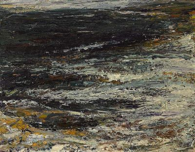 EVENING, TIDE OUT, MAYO by Mary Lohan b. 1954  at de Veres Auctions