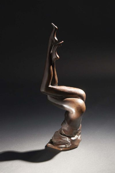 LEGS UPENDED (1978) by Frederick Edward McWilliam  at deVeres Auctions