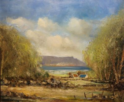 LANDSCAPE by Norman J. McCaig  at deVeres Auctions