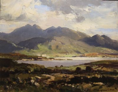 LANDSCAPE by Maurice Canning Wilks  at deVeres Auctions