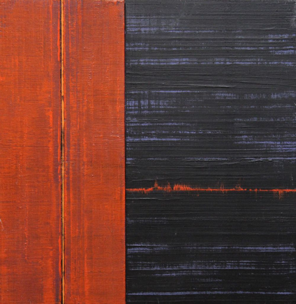SPANISH ABSTRACT III by Ger Sweeney  at deVeres Auctions