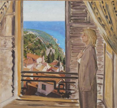 A. AND MATISSE IN ROQUEBRUNE NO.1 by Colin Harrison  at deVeres Auctions