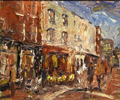 OLD BROWN THOMAS by Ivan Sutton  at deVeres Auctions
