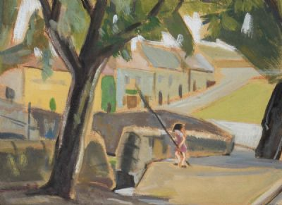 WESTPORT, CO MAYO by Kitty Wilmer O'Brien  at deVeres Auctions
