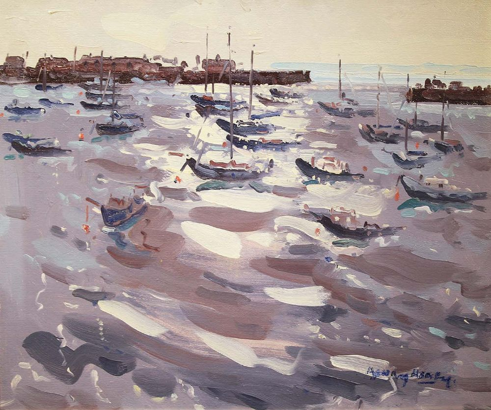 Lot 3 - HOWTH by Henry Healy