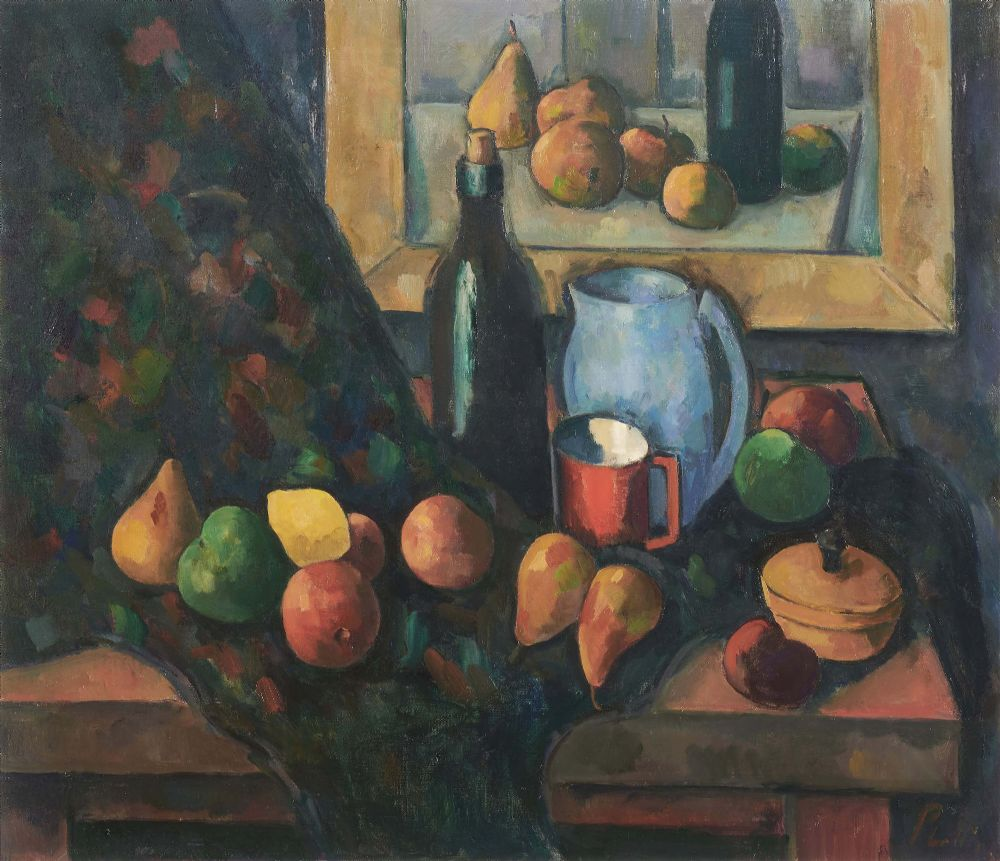 Lot 4 - STILL LIFE & STILL LIFE by Peter Collis