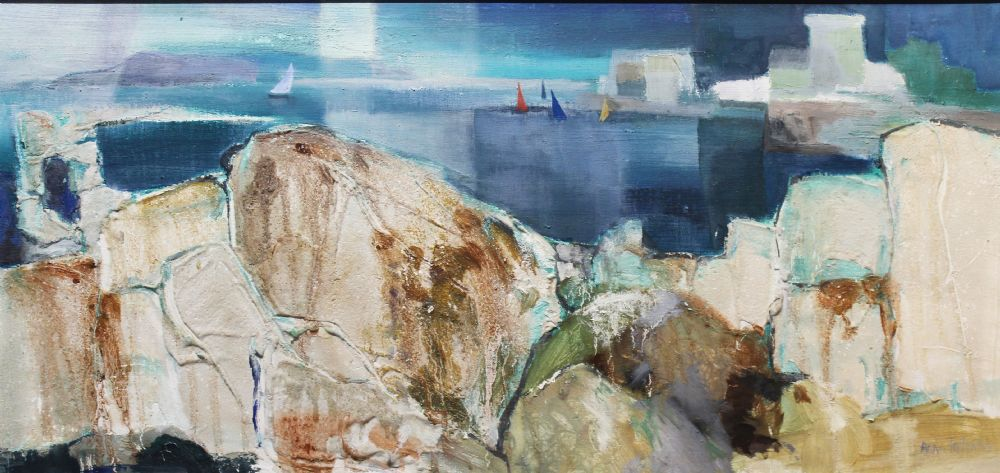 SUMMER IN SANDYCOVE by Anne Tallentire  at deVeres Auctions